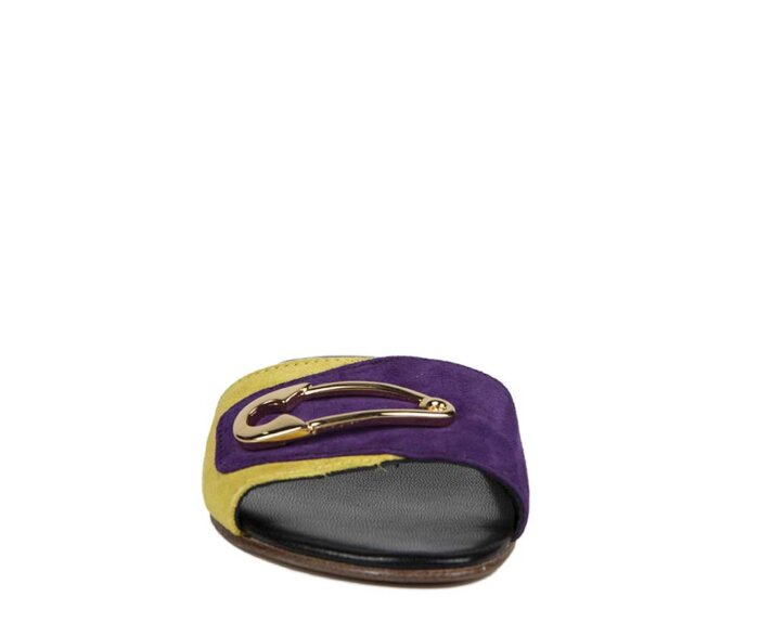 SANTORINI-PURPLE-AND-YELLOW-SUEDE-GOLD-PIN2