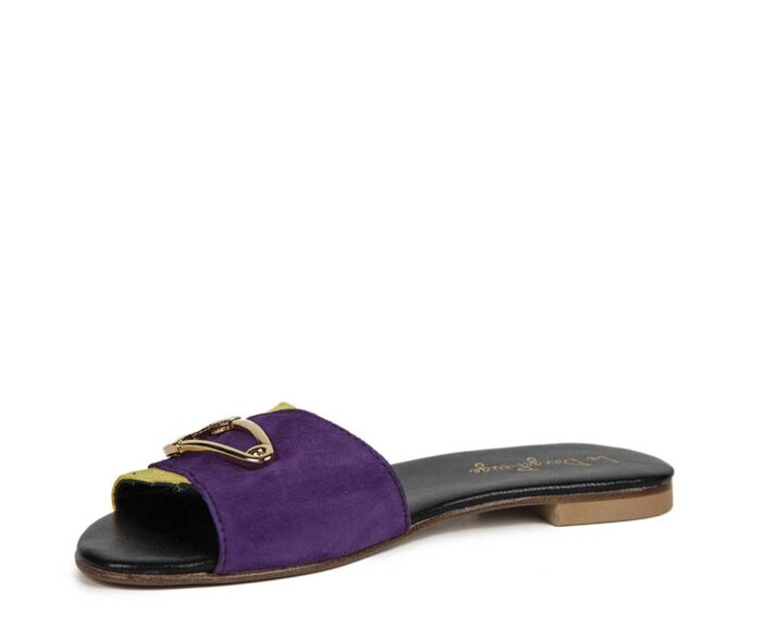 SANTORINI-PURPLE-AND-YELLOW-SUEDE-GOLD-PIN3